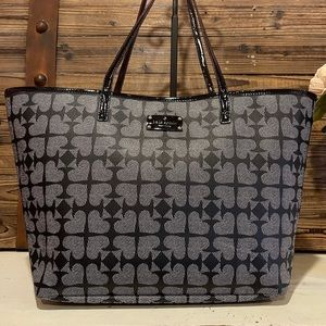 Kate Spade New York Ace Of Spades Tote NWOT